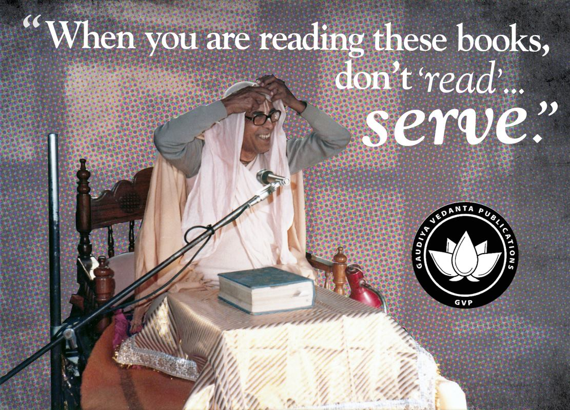 dont read, serve